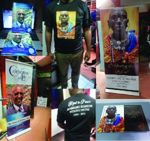 Eulogy printing package