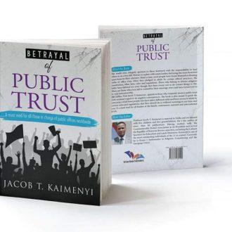 Dummy book printing in Nairobi, Kenya